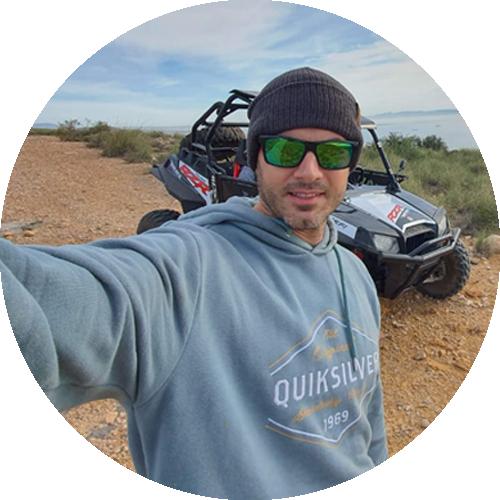 foto-gonzalo CEO Desert Buggy rutas en Buggy por el desierto de Almeria